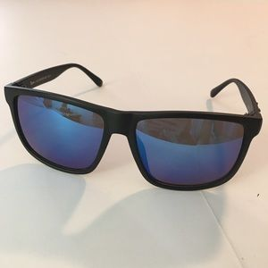 Locs Men's Black Sunglasses